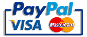 Logos of common electronic payment systems